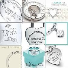 All Tiffany & Co Jewelry, Save 80% Up Discount!