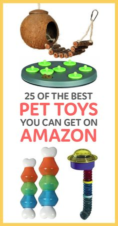 27 Of The Best Pet Toys You Can Get On Amazon