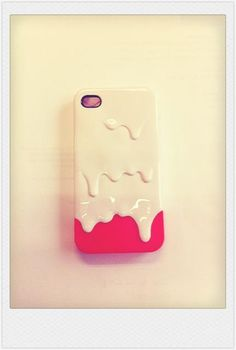 Melt iPhone cover.