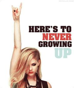 Here's To Never Growing Up!  new summer song !!!!!!