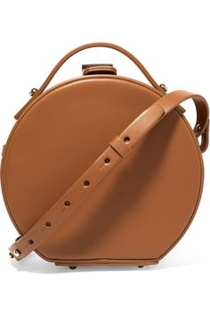 29cc2fb1ef Tan leather Snap-fastening tab at top Comes with dust bag Weighs  approximately 1.5lbs