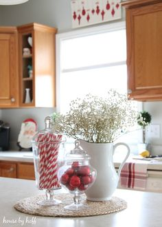 Christmas Home Tour {Holiday Home Tour Part 2} - House by Hoff
