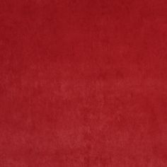 Crimson Red Solid Soft Microsuede Microfiber Upholstery Fabric