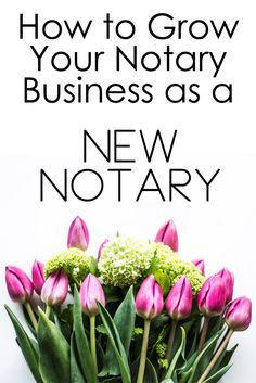 Growing your notary business as a new notary or a new signing agent can be frustrating. How do you get experience when no one will hire you because you lack experience? There are ways to stand out and get your business going!