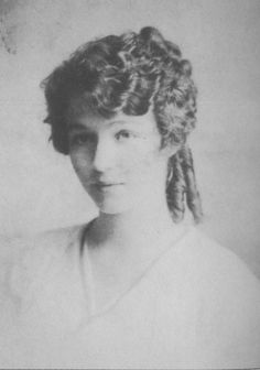 Norma Jeane's Mother, Gladys Pearl Monroe, Age 16