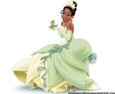 Dibujos de princesa disney Tiana para imprimir-Imagenes y dibujos para imprimir