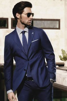 Gentlemen Wear This — One of the most luxurious and elegant of...