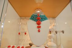 Boutique Beat: Metal Monk in Greenport... Metal Monk in Greenport offers handmade, one-of-a-kind jewelry including affirmation bangles (You Rock! You Are Very Loved!) and three dimensional flowers in the Frida Kahlo-inspired 'Frida' collection.