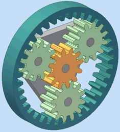 planetary gear - Google Search
