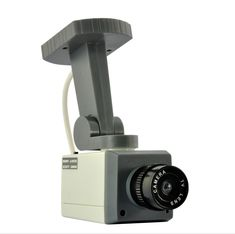 Dummy Security Camera with Real Looking (Motion Detector, Activation Light)