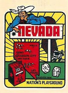 Old School Nevada!  We love it.