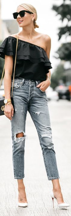 Top Fashion Bloggers | Street Style | 30 Summer Outfit Ideas