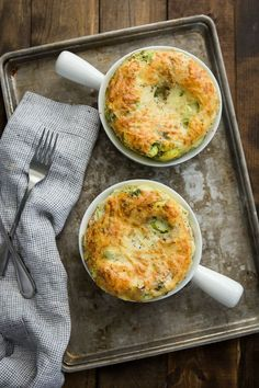 Simple Vegetable Egg Bake