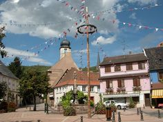 Mutzig - Alsace Wine route