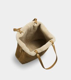 UGG® Canada Jane Sheepskin Tote for Women | Sheepskin Totebag at UGGAustralia.CA