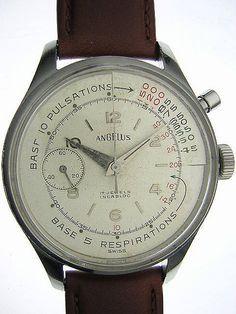 8ae598473bd Vintage Dieselpunk (Art Deco) watch. Relógios De Luxo