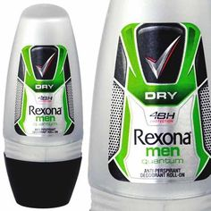 1 Sold! More Available!!Rexona Men Quantum Dry Anti Antiperspirant Deodorant 48H Protection 25ML #Rexona