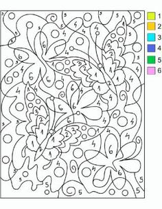 LOTS of free coloring pages for kids…or anyone else who wants to color. Make your world more colorful with free printable coloring pages from italks. Our free coloring pages for adults and kids. Adult Color By Number, Color By Number Printable, Printable Numbers, Color By Numbers, Paint By Number, Number 0, Printable Coloring Pages, Coloring For Kids, Coloring Pages For Kids