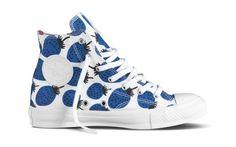 Converse loves Marimekko mansikka print, $75
