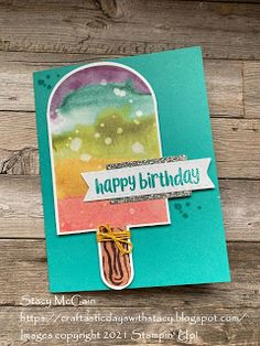 Stampin Up Paper Pumpkin, Happy Images, Pumpkin Cards, Photo Projects, Card Kit, Recipe Cards, Cardmaking, Card Stock, Birthday Cards