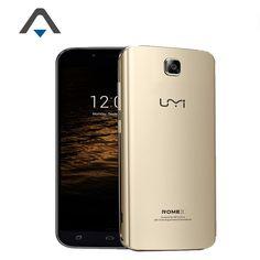 "2016 Первоначально UMI Рим Х 3 Г Android 5.1 телефон 5.5 ""1280*720 P HD MT6580 Quad Core 1 Г RAM 8 Г ROM 8.0MP"