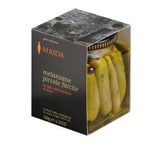 Maida \\ Italian food product packaging