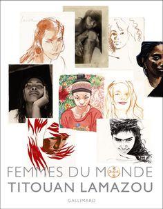Titouan Lamazou livre Femmes du monde
