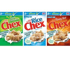 Best Brands for Kids With Food Sensitivities: Chex Cereals (Gluten Free) (via Parents.com)