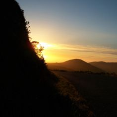 Bay Hill @ sunset.
