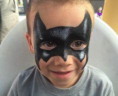 Kinder schminken für Fasching als beliebte Superhelden – Ideen & Anleitungen