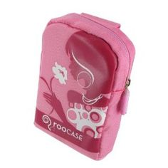 Fashion (Flower Lady / Pink) Nylon Padded Case for Olympus Stylus Tough-8000 Digital Camera Silver. Limited Lifetime Replacement Warranty. Like a kangaroo safely carries her young in her pouch, rooCASE offers protective solutions for your precious electronic possessions. rooCASE designers work with your needs in mind, ensuring that cases have not only sturdy exteriors, but also the right-size pockets for smaller accessories. From this starting point of practicality, our designers then…