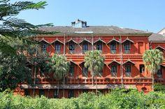 Old Burma Railway Headquarters | Yangon | Myanmar
