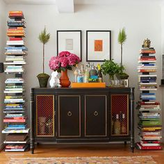 """Flat and Fine """"Paint the walls with flat paint -- it's almost chalky on a wall and makes a room seem softer."""" -- Grant K. Gibson, interior designer"""