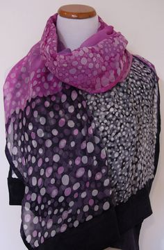 Hey, I found this really awesome Etsy listing at https://www.etsy.com/listing/249828957/shawl-22-x-72-silk-womans-scarf-handmade