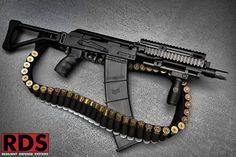 Tactical shotgun.