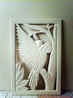 Bildergebnis für in MDF geschnitzte Gesichter - holzverarbeitung 3d Wall Art, Mural Art, Wall Murals, Clay Crafts, Wood Crafts, Thermocol Craft, Wood Glass Door, Eagle Pictures, Soap Carving