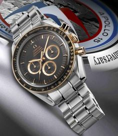 50bcf72b252 The watch that went to the moon  the Omega Speedmaster Professional