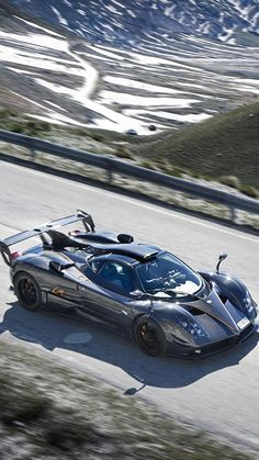 """Searching for a quality luxury cars and truck will undoubtedly bring anyone to the rather apt adjective, """"exotic"""". Exotic food or exotic beauty may be more clearly defined, however exac… Pagani Zonda, Koenigsegg, Lamborghini Veneno, Exotic Sports Cars, Exotic Cars, Sexy Cars, Hot Cars, Mc Laren, Latest Cars"""