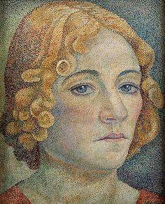 Self-portrait, 1929  Marevna (Marie Vorobieff)
