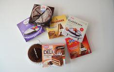 Pakastekakut makutestissä: voittajakakku maksaa alle 3 euroa! Lidl cheese cake ja mud cake testivoittaja juustokakku seuraksi mansikat ja kuohuviini