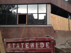 Library Renovation, Fall 2013
