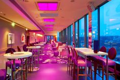 Cloud 9 Sky Bar & Lounge at Hilton Prague Hotel