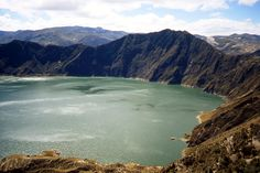 quilotoa, Equateur