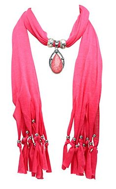 Jemis Female's Fashion Oval Necklace Scarf Rose Red Jemis http://www.amazon.com/dp/B00T45CR6M/ref=cm_sw_r_pi_dp_9ydWvb1V8GF9F