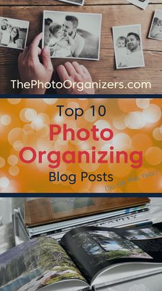 Get your photos in order with the top 10 photo organizing blog post so far this year.