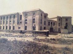 Secretaria de Salud  Paseo de la Reforma y Lieja. 1929 Arquitecto Obregón Santacilia.