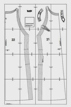 yo elijo coser: Patrón gratis: vestido sin mangas Burda talla 34-42