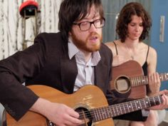Video: Okkervil River - Hanging From A Hit (Live)