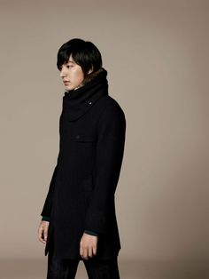 """About a week ago Trugen had unveiled its F/W ad campaign for 2012, and just recently, its official blog posted a photo of Lee Min Ho shooting for the brand's """"Run Like Him"""" projec…"""