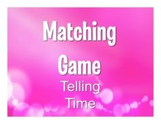 A matching card game to review telling time in Spanish!This includes matching playing cards and instructions for how to turn this into a 5 minute, 10 minute, or 20 minute activity. It would make a great station or mod activity! It is interactive and physical, so it's great for kinesthetic learners and interpersonal learners.Update:  I learned a way to use these same matching cards to play Spoons in small groups!